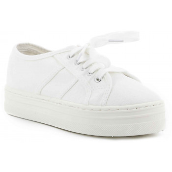 zapatillas de plataforma sweet canvas